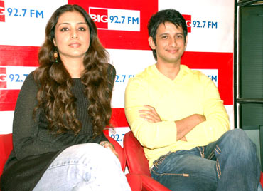 Tabu and Sharman Joshi