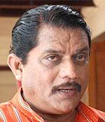 Jagathy Sreekumar in Senior Mandrake
