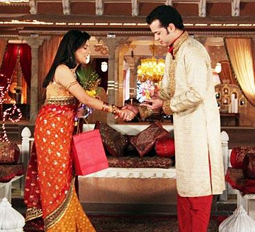 Rahul Mahajan in Rahul Dulhaniya Le Jayenge