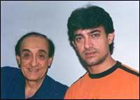 Tahir Hussain, Aamir Khan