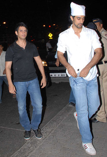 Sharman Joshi and Kunal Kapoor