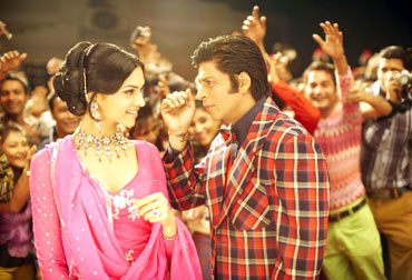 A scene from Om Shanti Om