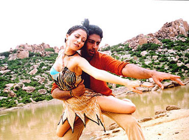 A scene from Naach