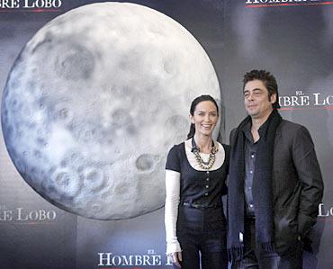 Emily Blunt and Benicio del Toro