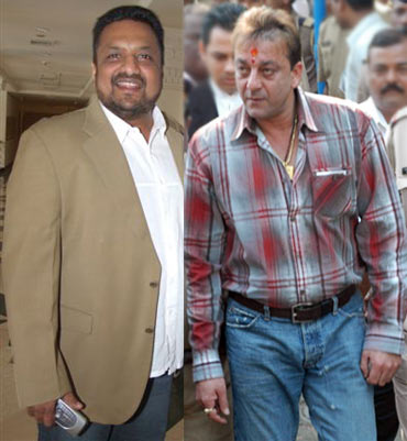 Sanjay Gupta and Sanjay Dutt
