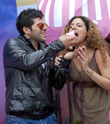 Bakhtiyar and Tanaaz