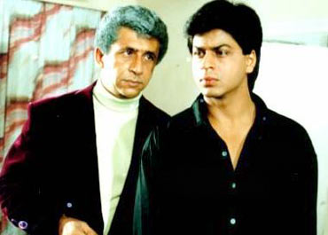 A scene from Chaahat