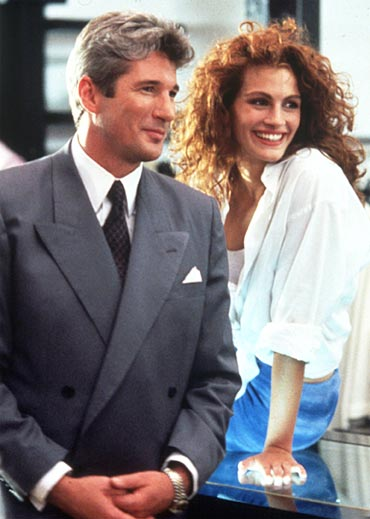 A scene from Pretty Woman