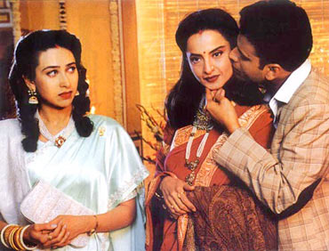 A scene from Zubeidaa