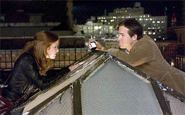 A scene from Definitely, Maybe