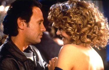 A scene from When Harry Met Sally