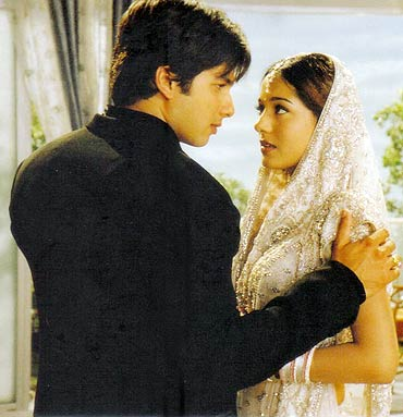 A scene from Vivah