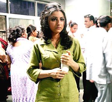 A scene from Mumbai Meri Jaan