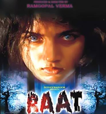 A scene from Raat