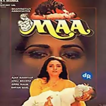 A poster of Maa