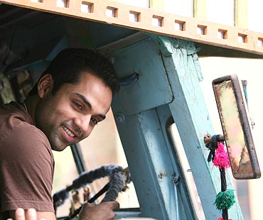 Abhay Deol in Road, Movie