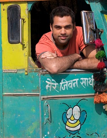 Abahy Deol in Road, Movie