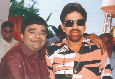 Dwarkeesh and Vishnuvardhan