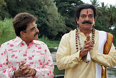 Vishnuvardhan and Avinash
