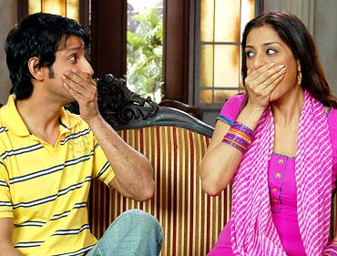 A scene from Toh Baat Pakki