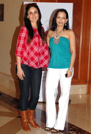 Kareena Kapoor and Rujuta Diwekar