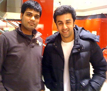Tags: Ranbir Kapoor , San Francisco , Chaitanya Reddy , Ferrari