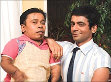 K K Goswami and Sunil Grover