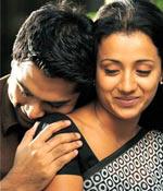 A scene from Vinnaithaandi Varuvaaya