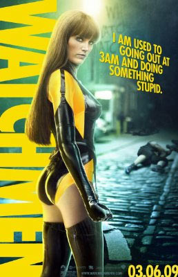 A scene from Watchmen