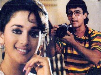 A scene from Deewana Mujhsa Nahin