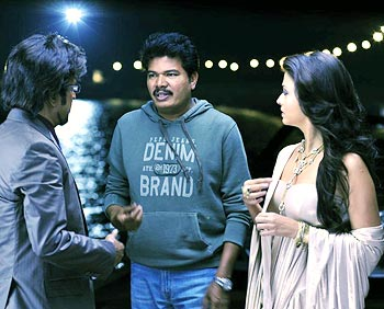 On the sets of Endhiran