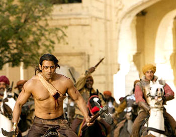 A scene from Veer