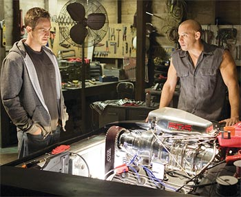 A scene from Fast And Furious