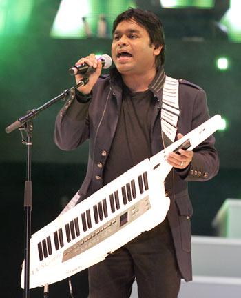 A R Rahman