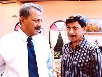 K S Aswath and Dr Raj Kumar