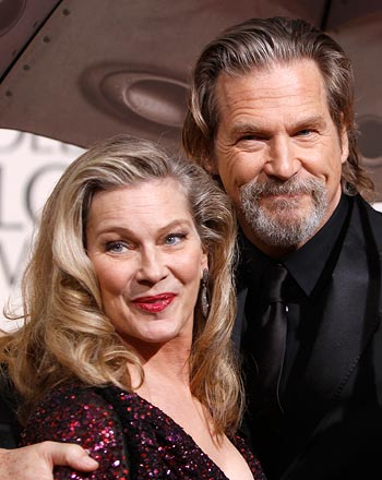 Jeff Bridges and wife Susan