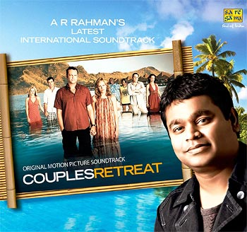 AR Rahmans First Hollywood Film Couples Retreat Has Won Him A Place In The Oscar Shortlist Yet Again For Best Original Song