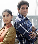 Sakshi Tanwar and Anup Soni