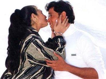 A scene from Kaho Naa... Pyaar Hai