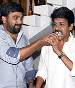 Sasikumar and Bala