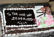 Bala's cake