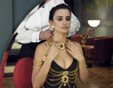 Penelope Cruz in a scene from Broken Embraces