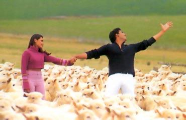 A scene from Bas Itna Sa Khwaab Hai