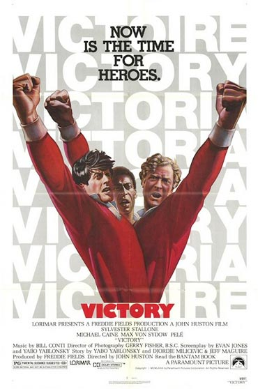 A poster of Victory