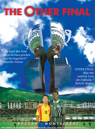 A poster of The Other Final
