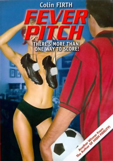 A poster of Fever Pitch