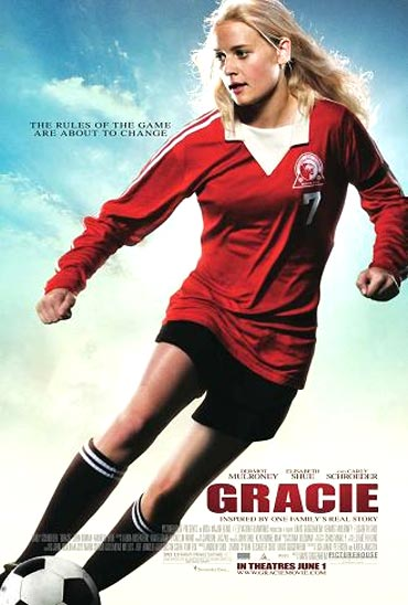 A poster of Gracie