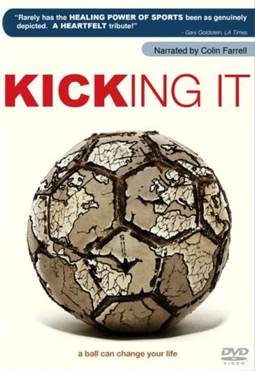 A poster of Kicking It