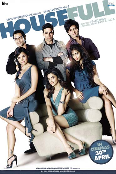 Poster of Housefull