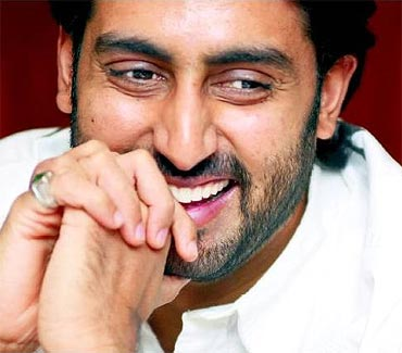 Abhishek Bachchan in Dum Maaro Dum and The Game